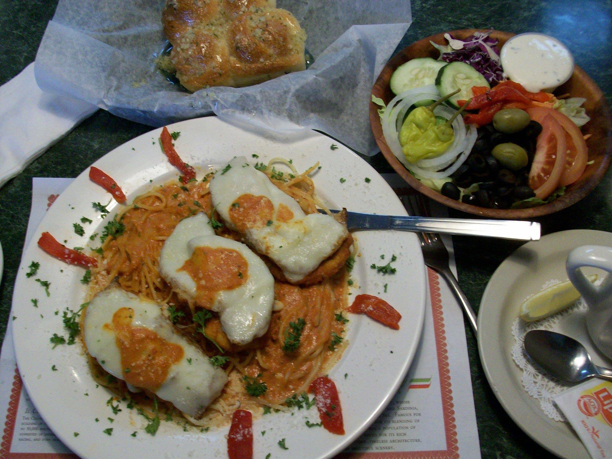DISALVO'S PIZZA & ITALIAN RESTAURANT & DINNING