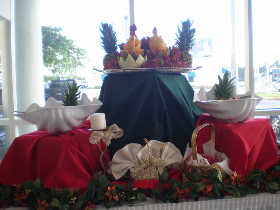 EXCEPTIONAL CATERERS