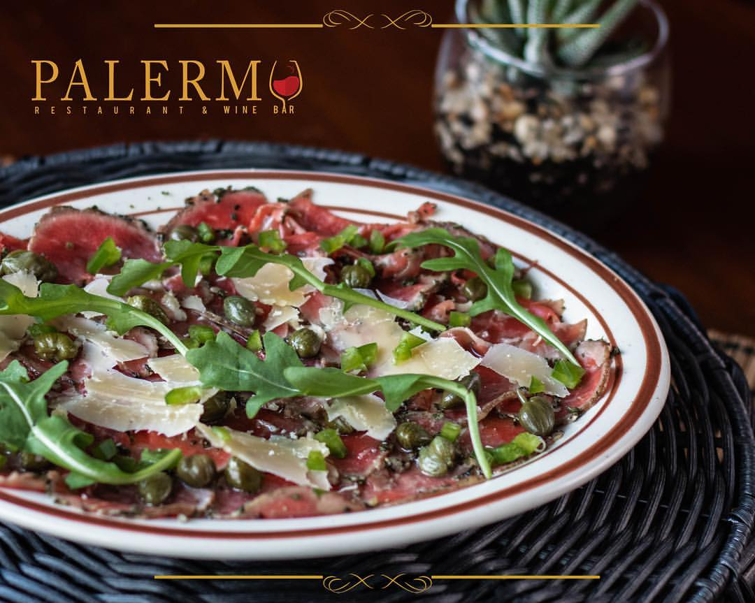 PALERMO RESTAURANT & WINE BAR-primecard