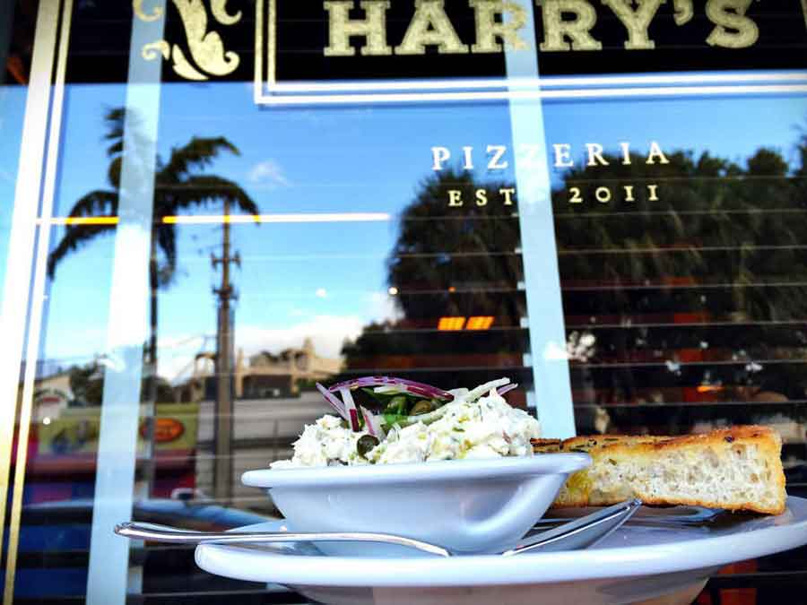 HARRY'S PIZZERIA - DADELAND - money saving deals