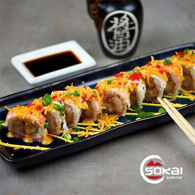 SOKAI SUSHI BAR - The Falls