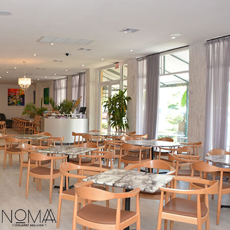 NOMA RESTAURANT & EVENTS - Money saving discount