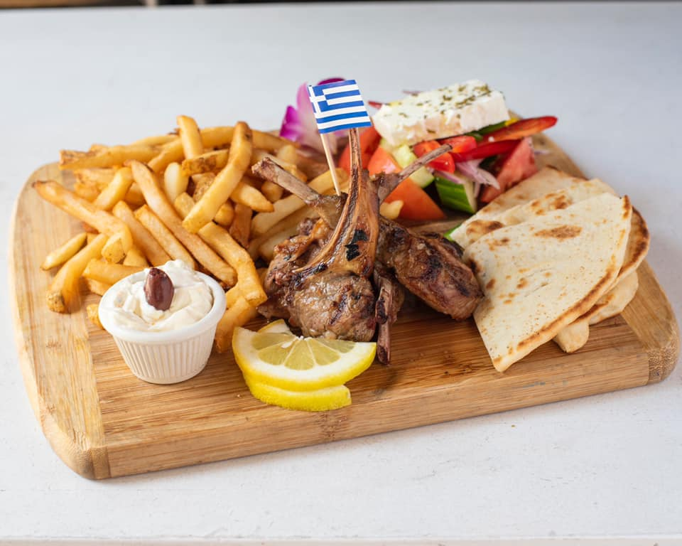 EAT GREEK MIAMI - MIDTOWN - Miami, FL
