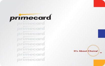Why primecard